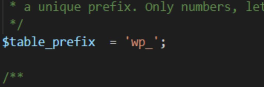 Как редактировать wp-config.php файл в WordPress