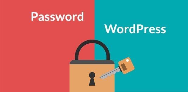 Как сбросить пароль в WordPress