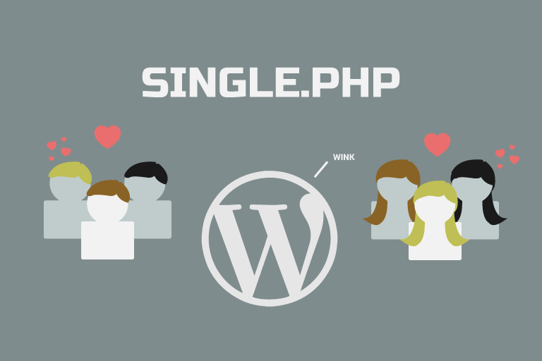 Создание темы WordPress – single.php