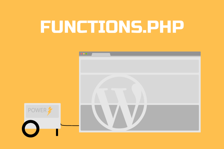 Создание темы WordPress - functions.php