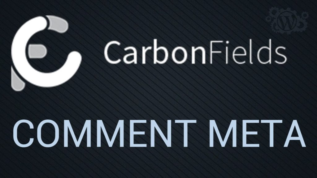 Carbon fields Comment Meta