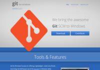 Установка Git для Windows