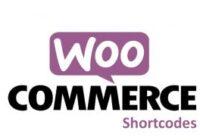 Шорткоды WooCommerce