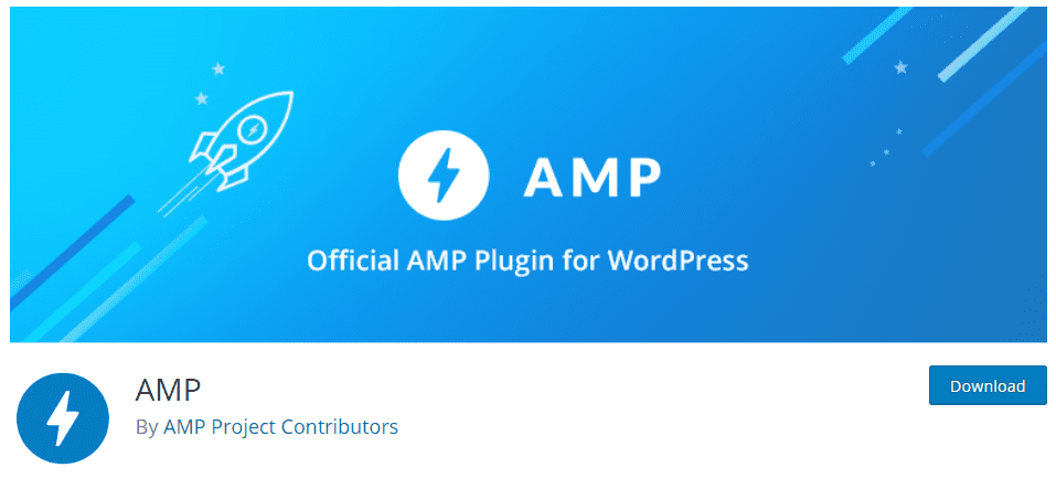 Плагин WordPress AMP