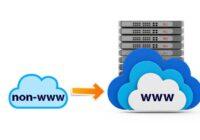 Как сделать редирект (перенаправить) с www на без www в htaccess