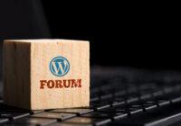 Плагины Для Создания Форума на WordPress