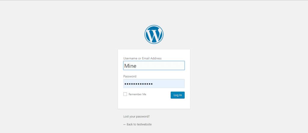 установка wordpress на localhost